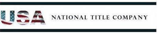 USA NATIONAL TITLE COMPANY