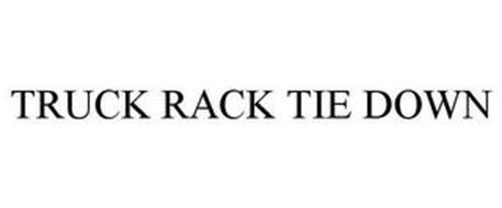 TRUCK RACK TIE DOWN