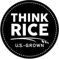 THINK RICE U.S. GROWN