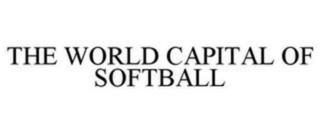 SOFTBALL CAPITAL OF THE WORLD