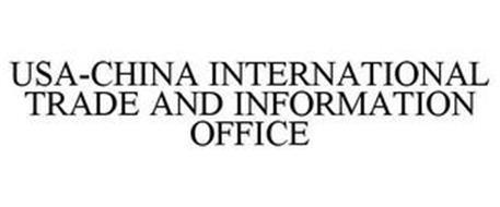 USA-CHINA INTERNATIONAL TRADE AND INFORMATION OFFICE