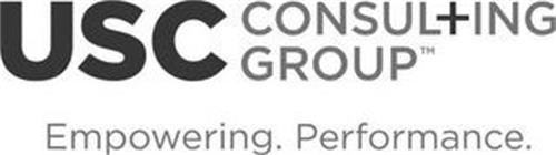 USC CONSULTING GROUP EMPOWERING. PERFORMANCE.