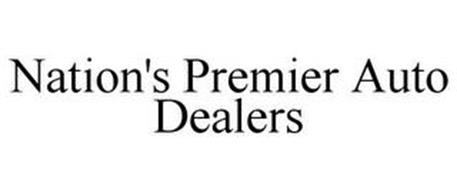 NATION'S PREMIER AUTO DEALERS