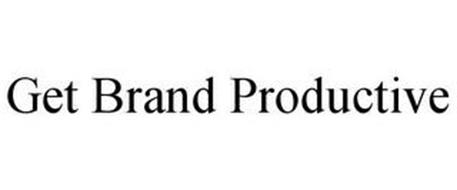 GET BRAND PRODUCTIVE