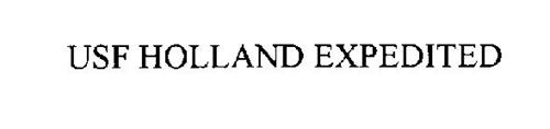 USF HOLLAND EXPEDITED