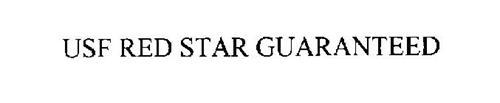 USF RED STAR GUARANTEED
