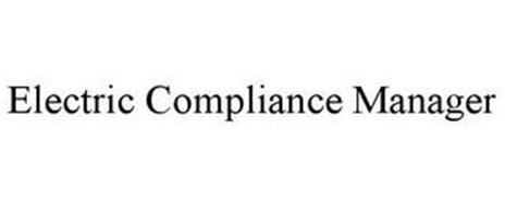 ELECTRIC COMPLIANCE MANAGER