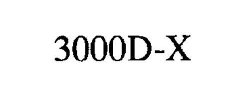3000D-X