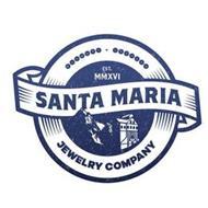 EST. MMXVI SANTA MARIA JEWELRY COMPANY
