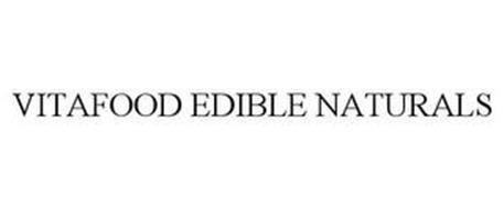 VITAFOOD EDIBLE NATURALS