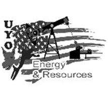 UYO ENERGY & RESOURCES