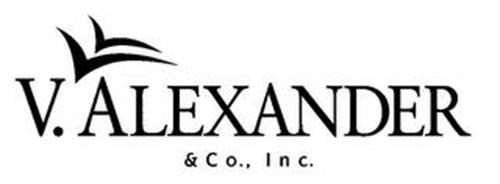V. ALEXANDER & CO., INC.