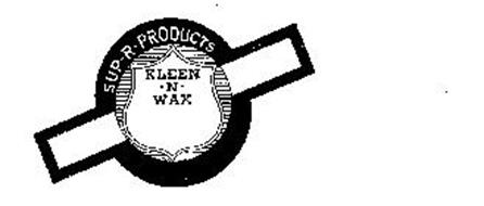 KLEEN-N-WAX SUP-R-PRODUCTS