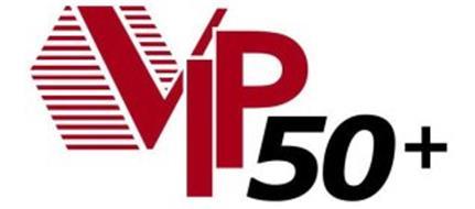 VIP 50+