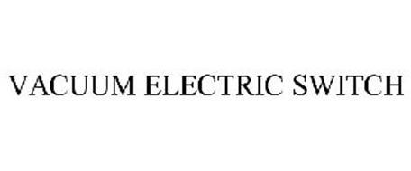 VACUUM ELECTRIC SWITCH