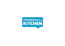 TOMORROW'S. KITCHEN