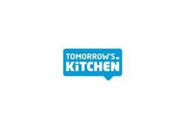 TOMORROW'S. KITCHEN