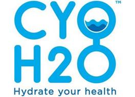 CYO H2O HYDRATE YOUR HEALTH