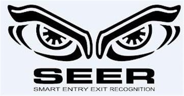 SEER SMART ENTRY EXIT RECOGNITION