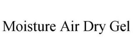 MOISTURE AIR DRY GEL