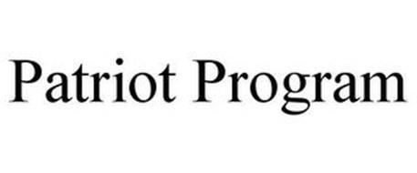 PATRIOT PROGRAM