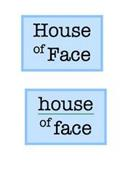 HOUSE OF FACE HOUSE OF FACE