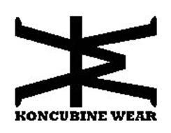 KW KONCUBINE WEAR