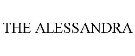 THE ALESSANDRA