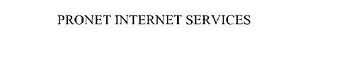 PRONET INTERNET SERVICES