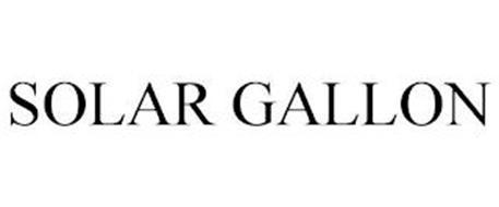 SOLAR GALLON