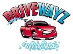 DRIVEWAYZ WEEKLY WASH