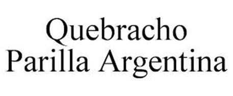 QUEBRACHO PARILLA ARGENTINA