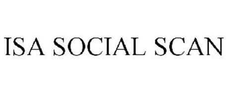 ISA SOCIAL SCAN