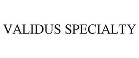 VALIDUS SPECIALTY
