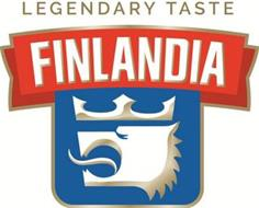 LEGENDARY TASTE FINLANDIA