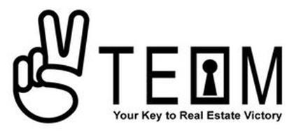V TEAM YOUR KEY TO REAL ESTATE VICTORY
