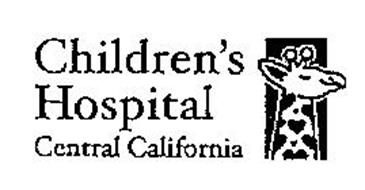CHILDREN'S HOSPITAL CENTRAL CALIFORNIA Trademark of Valley ...