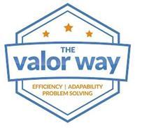 THE VALOR WAY EFFICIENCY | ADAPTABILITY PROBLEM SOLVING