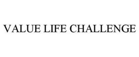 VALUE LIFE CHALLENGE