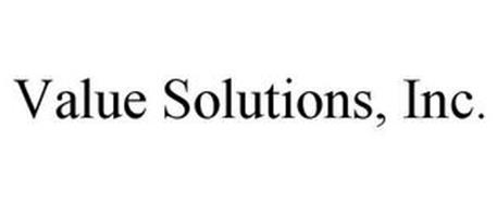 VALUE SOLUTIONS, INC.