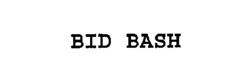 BID BASH