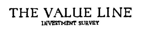 value line investment survey Value line's powerful and easy-to-use stock-picking software guides you to the fastest growing companies, the best values, or the highest yielding equities for.
