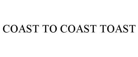 COAST TO COAST TOAST