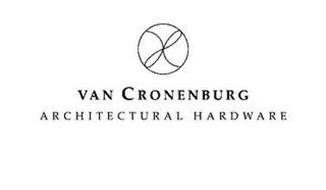 VAN CRONENBURG ARCHITECTURAL HARDWARE