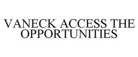 VANECK ACCESS THE OPPORTUNITIES