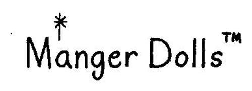 MANGER DOLLS