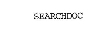 SEARCHDOC