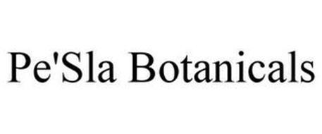 PE'SLA BOTANICALS