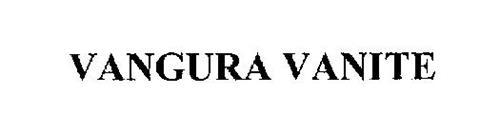 VANGURA VANITE