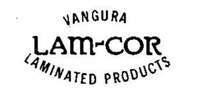 LAM-COR VANGURA LAMINATED PRODUCTS